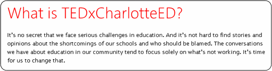 TEDxCharlotteEd