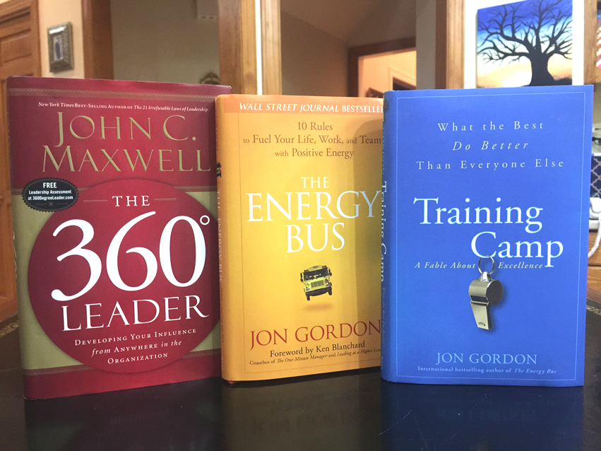 Recent Reads Review: 3 Leadership Books