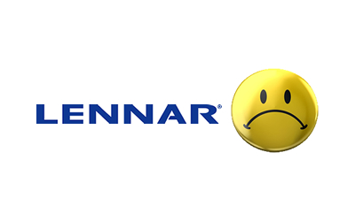 Lennar Home Builders Frownie