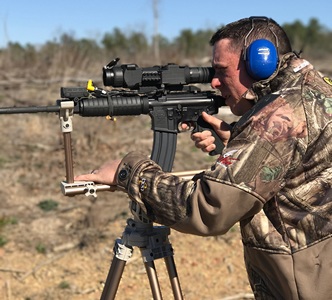 The Journey to the First Coyote With Thermal Optics