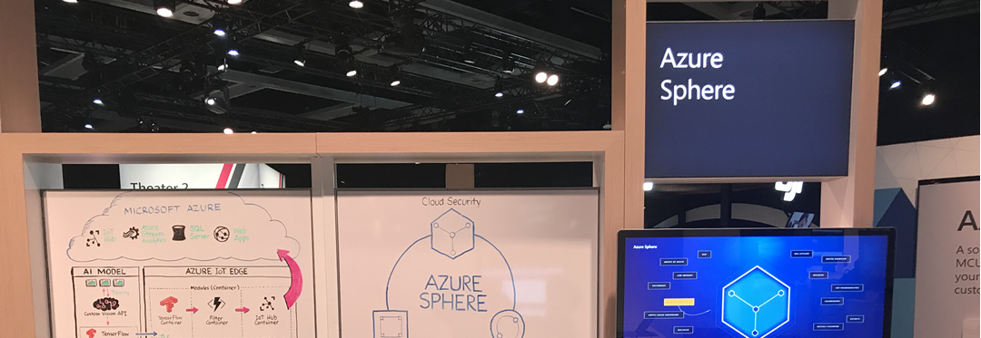 Azure Sphere at Microsoft Build 2018