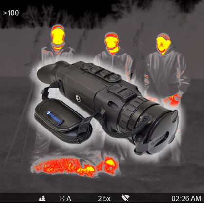 7 Benefits of Having a Thermal Monocular