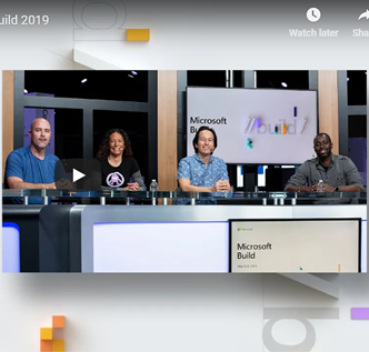 .NET Open Source and the .NET Foundation at MSBuild 2019