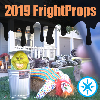 2019 Particle Powered Fright Props